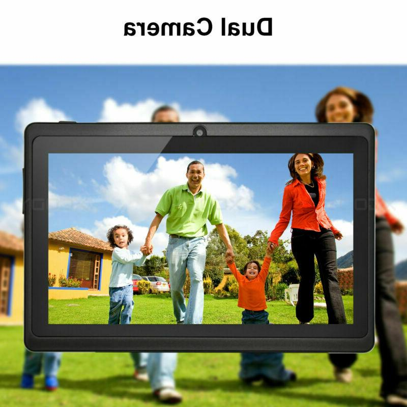 XGODY Android 16GB 7 INCH IPS Tablet PC Quad-core T702 Cam