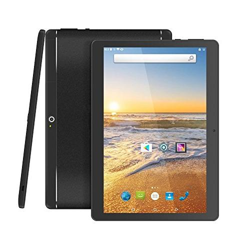 """Android Tablet inch with Dual Slots YELLYOUTH 10.1"""" IPS MTK Core RAM Bluetooth 3G Phone Tablet PC"""