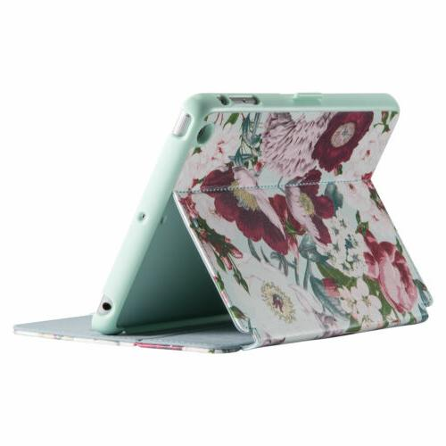 Speck Apple iPad Mini 1 2 3 StyleFolio Tablet Case Stand Vin