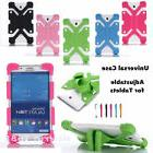 Kids Safe Flexible Shockproof Stand Silicone Case Cover For