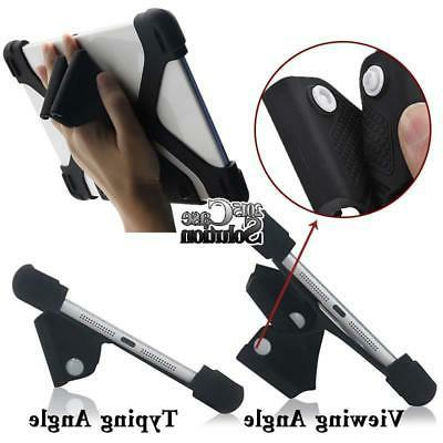 Bumper Silicone Stand Case For 7 Voyager + Stylus