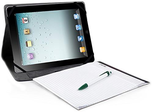 New Business Notepad&Tablet Portfolio Carry Case with Handle