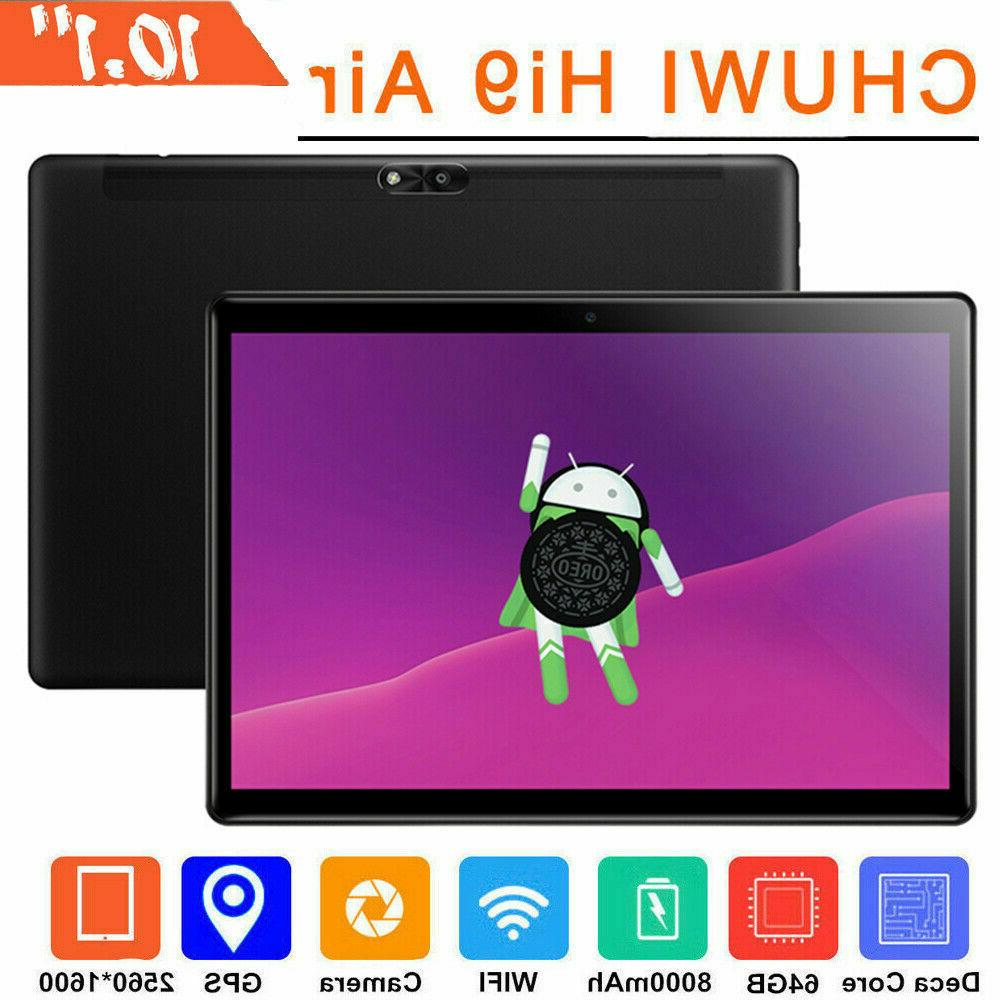 """CHUWI Hi9 Air 10.1"""" Android 8.0 Tablet Deca Core 4G+64G 4G W"""