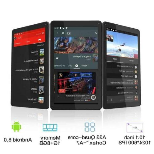 Allwinner CPU,Android 6.0 Tablet...