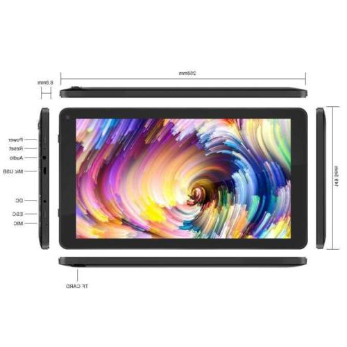 Yuntab D102 10.1 Inch Allwinner A33 Core CPU,Android