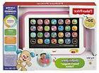 Educational Baby Tablet Toys Girls Toy Toddler Learning Pink