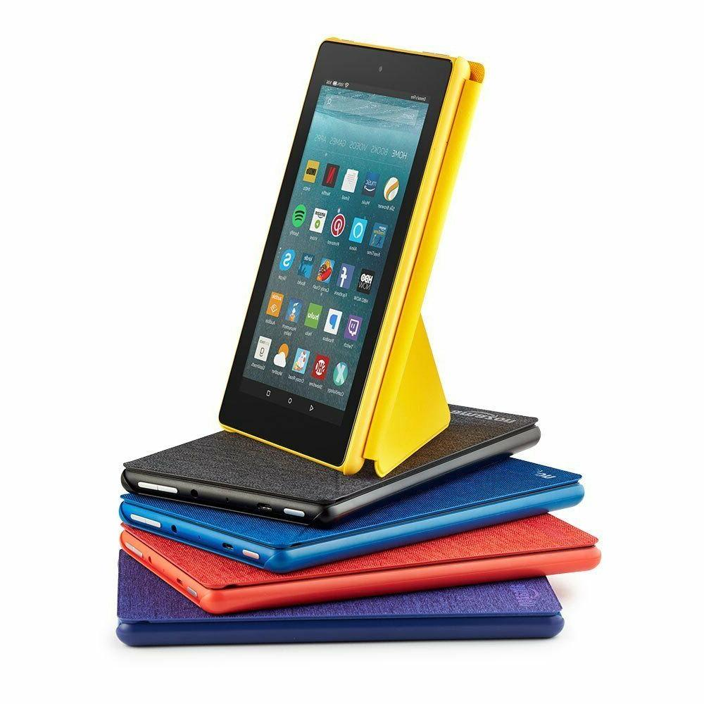Amazon Kindle Fire 7 inch IPS 8 GB Black Front & Rear Camera