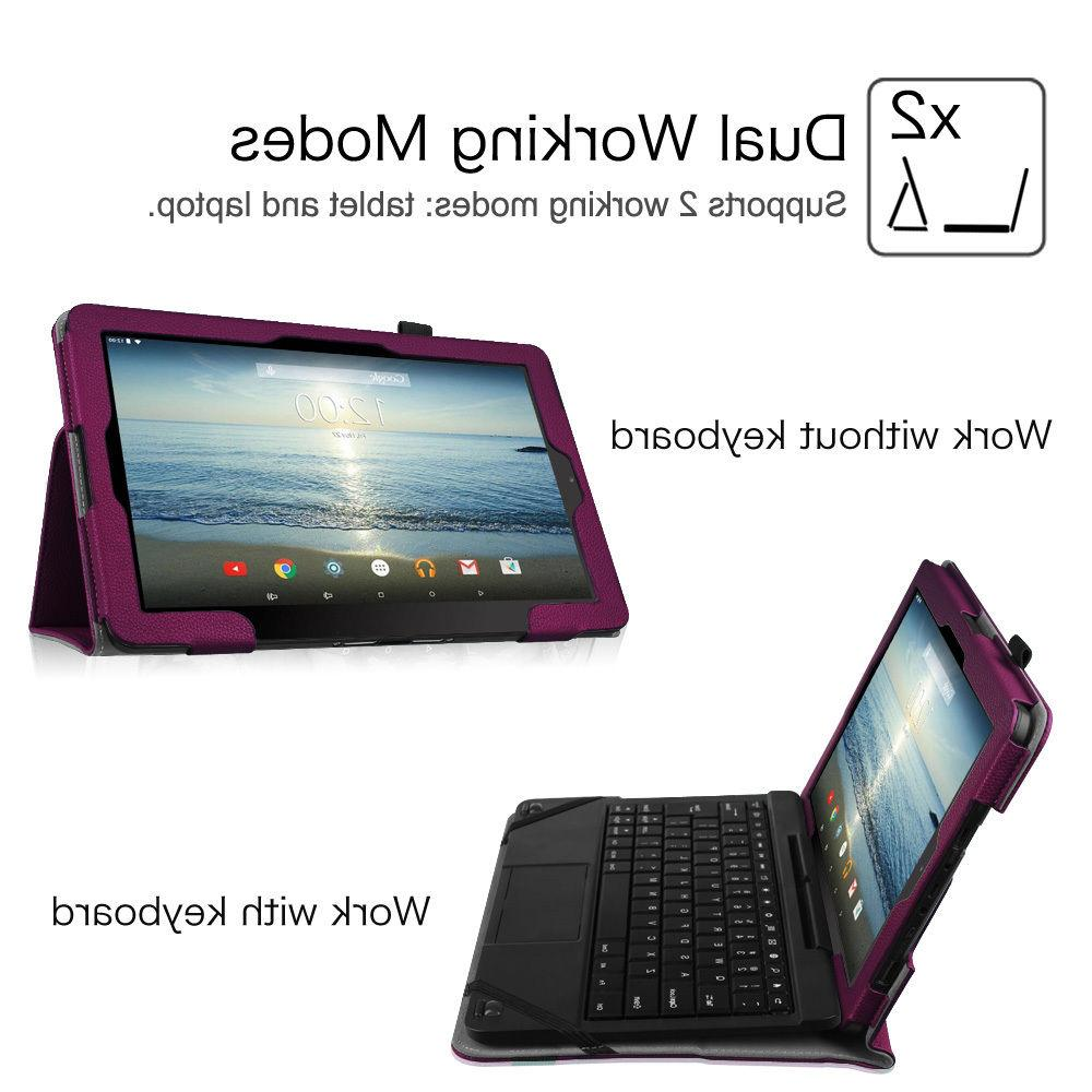 """Folio Cover 10.1"""" RCA Viking 10 2-in-1 Tablet PC"""