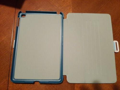 Speck Cover Stylefolio Apple Tablet Green Pink e4