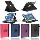 Folio Rotating Case PU Leather Stand Cover for ASUS MeMO Pad