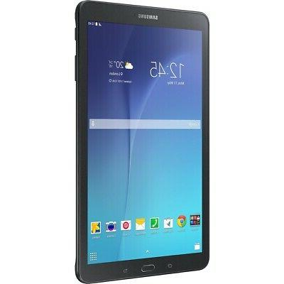 "Galaxy Tab E SM-T560 16 GB Tablet - 9.6"" - Wireless LAN - Qu"