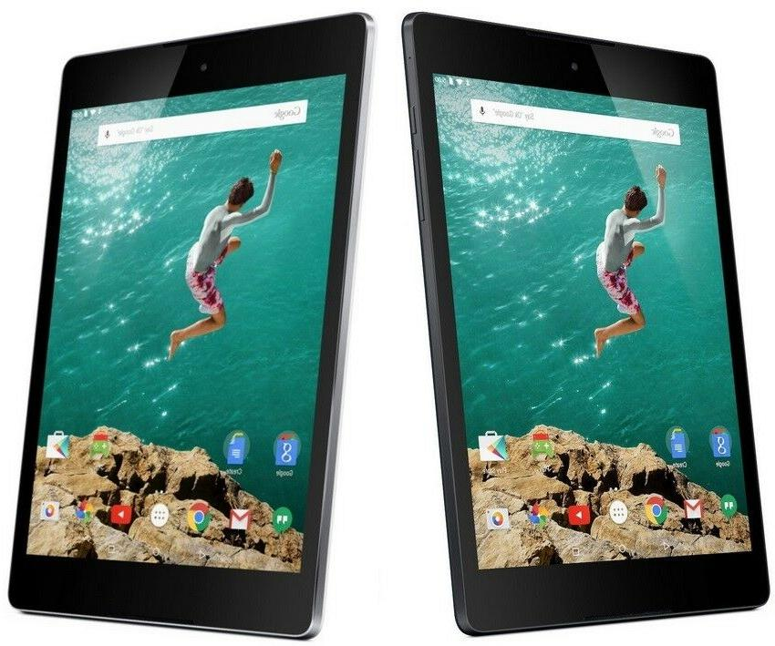 HTC Google Nexus 9, 16GB 32GB Android Tablet 8.9'' Inch Wifi