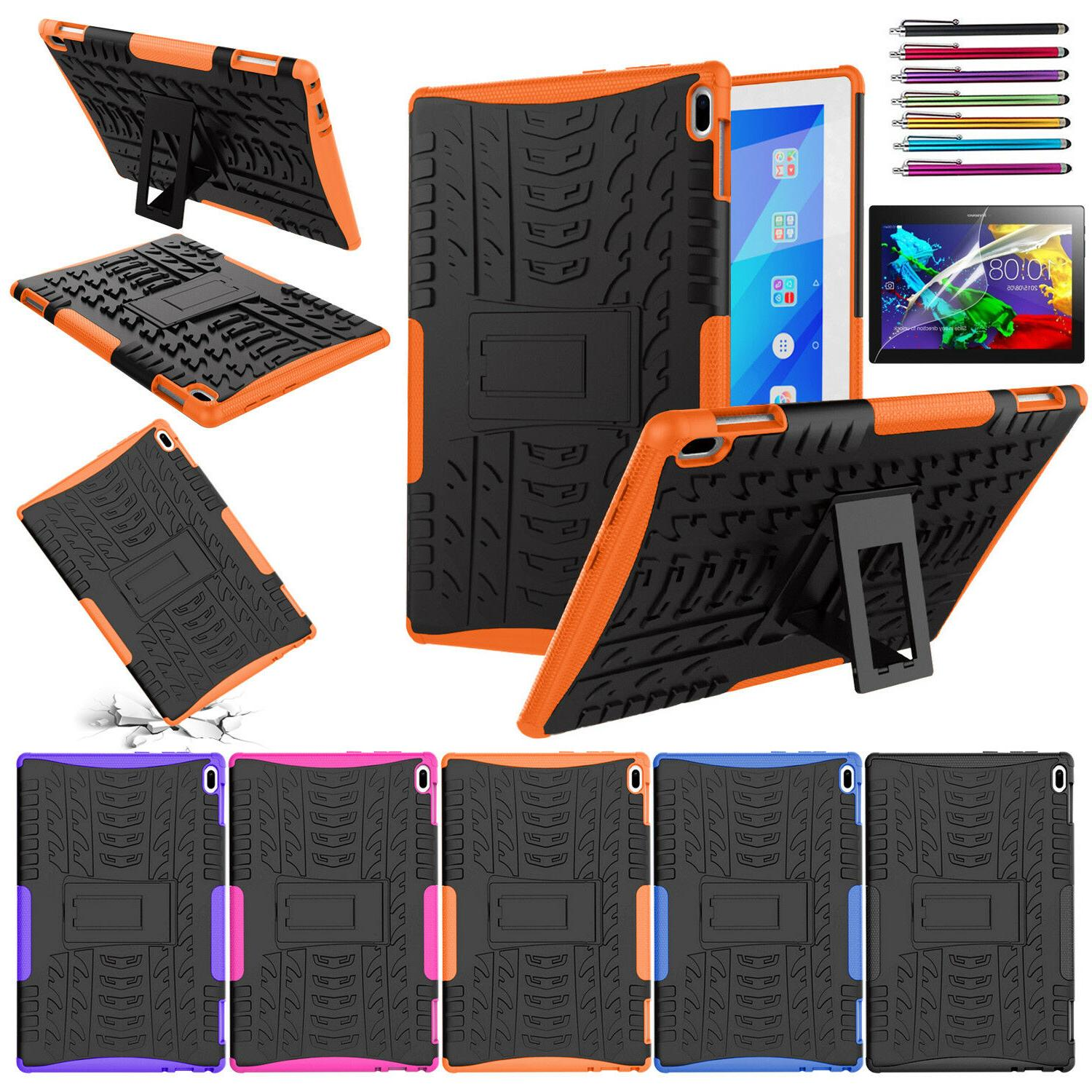 Heavy Duty Protective Cover Case for Lenovo Tablet 4 10 TB-X