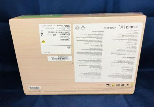 """Acer A1-810 8"""" Android tablet SEALED!!!"""