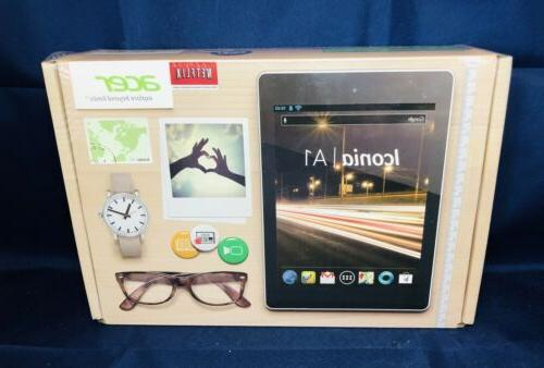 iconia a1 810 8 android tablet brand