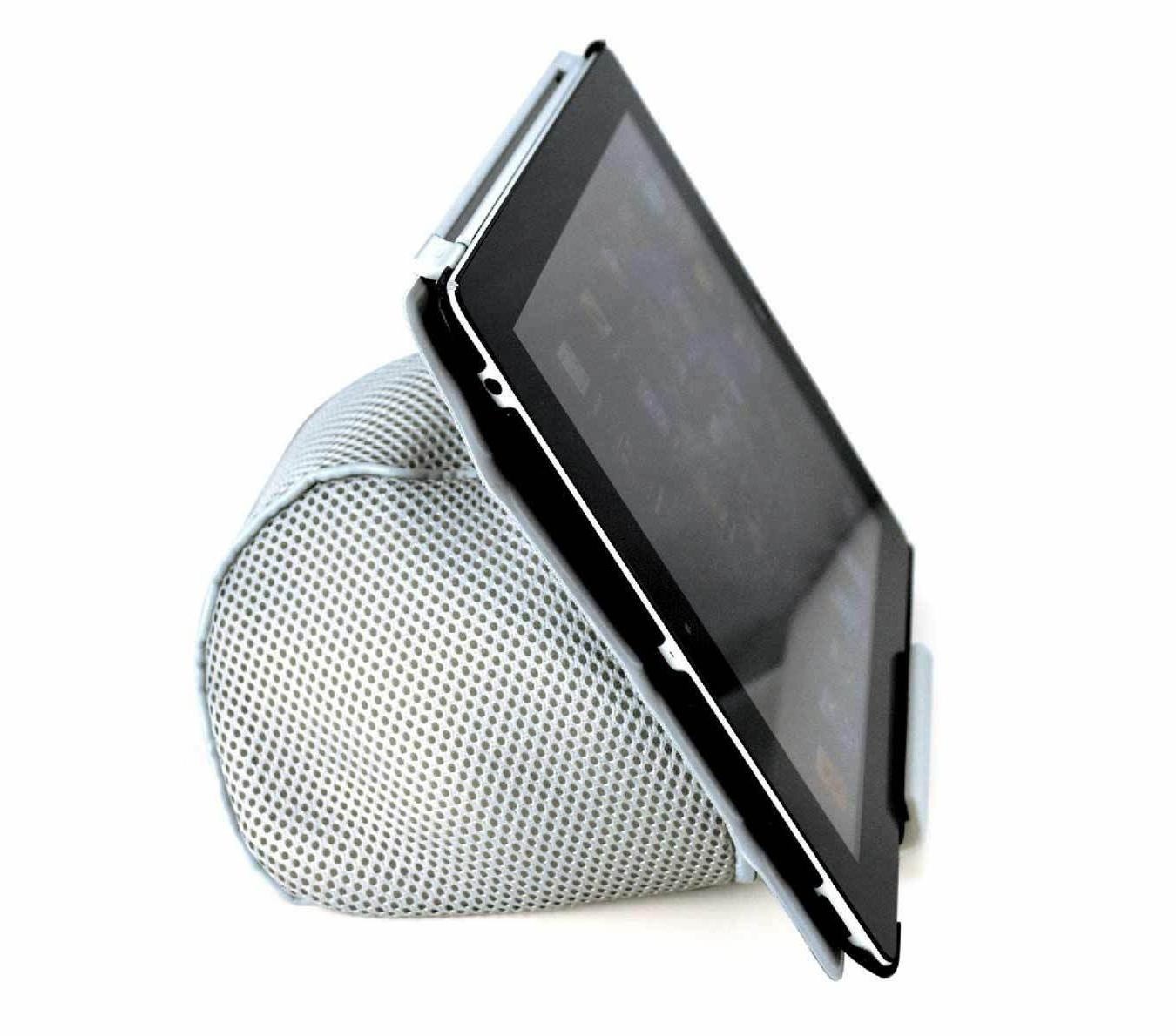 iPad Tablet Stand Holder Soft Bean Bag Bed Lap Couch, Air Mi