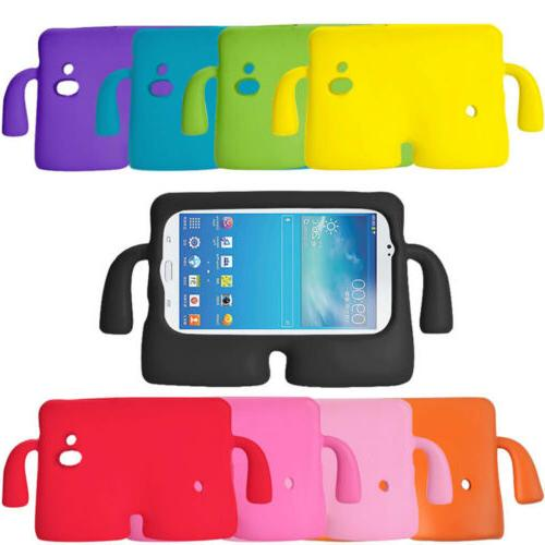 Kids Secure EVA Stand Shockproof Case Cover For Samsung Gala