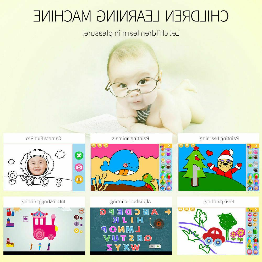 Yuntab Kids Tablet In Android New 8GB Playtime Educational Learning