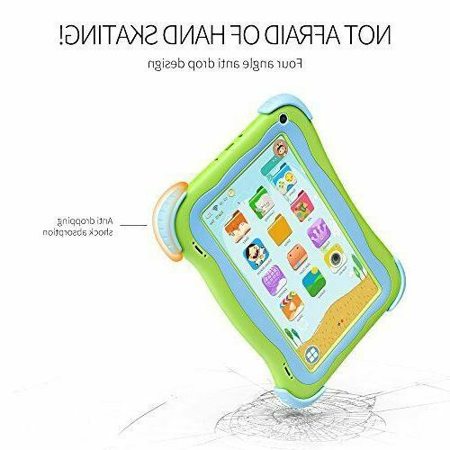 Yuntab Kids Tablet In Android New 8GB Learning