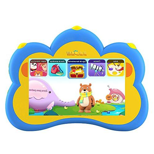 kids tablet learning machine english