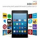 Amazon Kindle Fire HD 8 Tablet 16 GB 7th Generation 2017 Fre