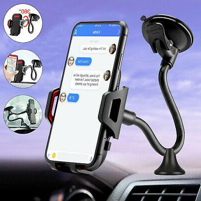 Magnetic Car Dash Mount Dock Window Dashboard Holder For Cel