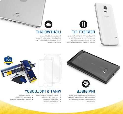 ArmorSuit - Nextbook 8 Quad Core + Full Protector HD Shield w/ Lifetime Replacements