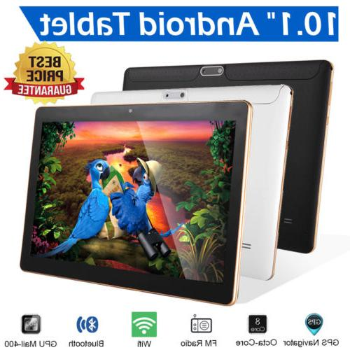 new 10 1 tablet android 6 0