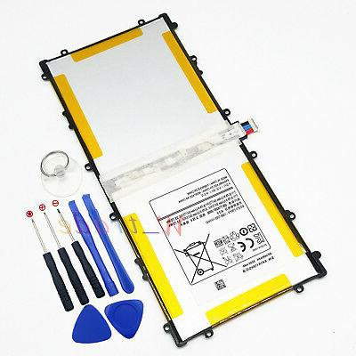 New Battery SP3496A8H for Google Samsung Nexus 10 Tablet GT-