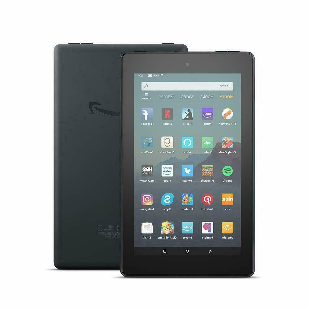 """Amazon Kindle Fire Tablet 7"""" 16 GB Black- 9th Generation 201"""