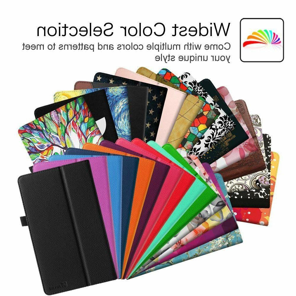 """NEW Leather RCA 10.1 inch 10.1"""" 2-in-1 Tablet"""