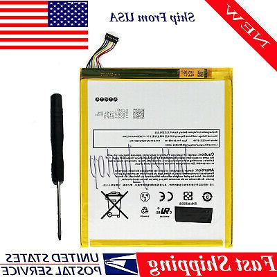New Tablet Battery 58-000119 ST10 For Amazon Fire HD 10 SR87