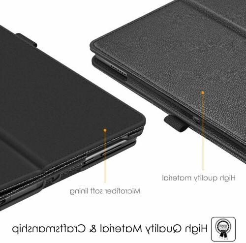 For inch Tablet Folio Protective Stand