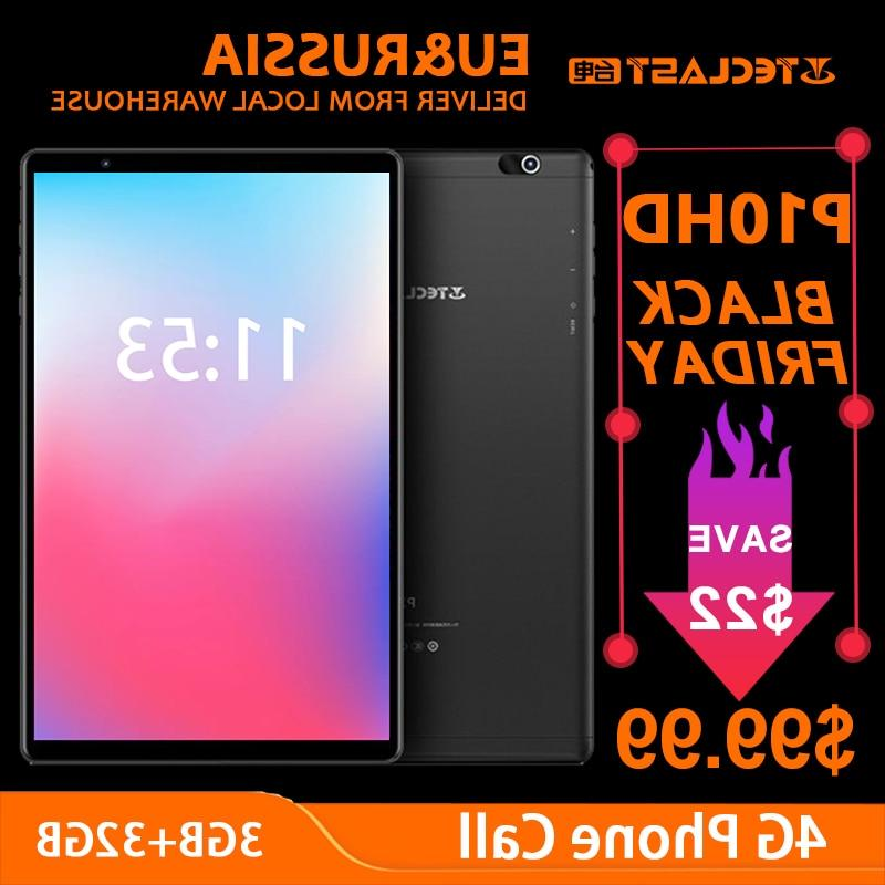 p10hd 4g phone call font b tablets