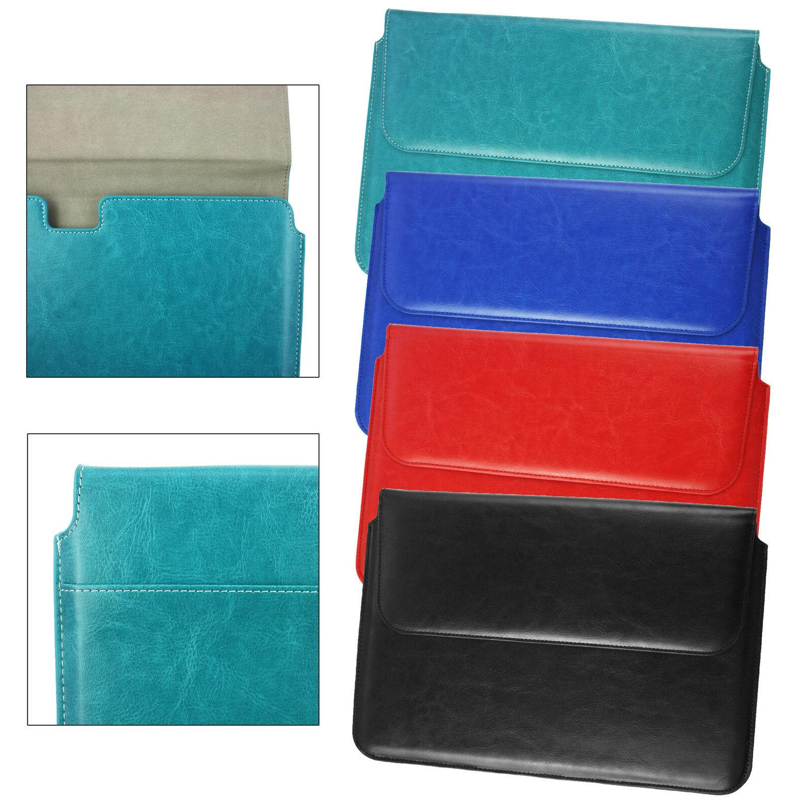 Pu Leather Sleeve Case Cover Magnetic Pouch For Various Tabl