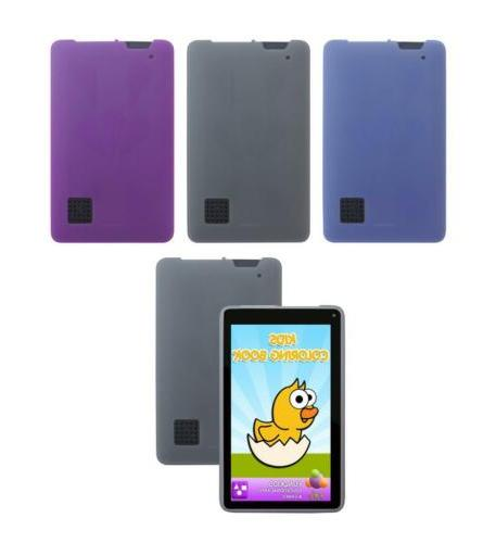 for RCA 7 RCT6773W22 / RCT6773W42 Android Tablet TPU Gel Cas