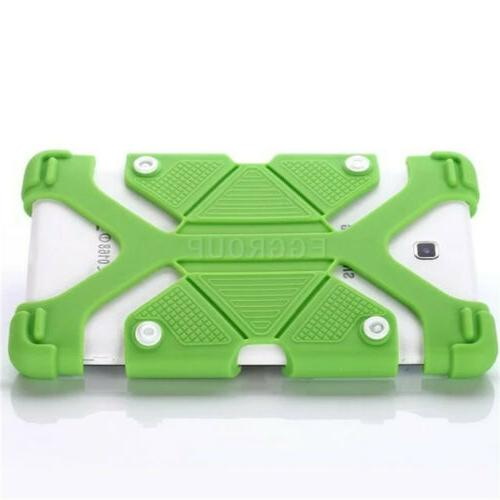 US For 4 8 Tablet Kids Shockproof Silicone Case Cover