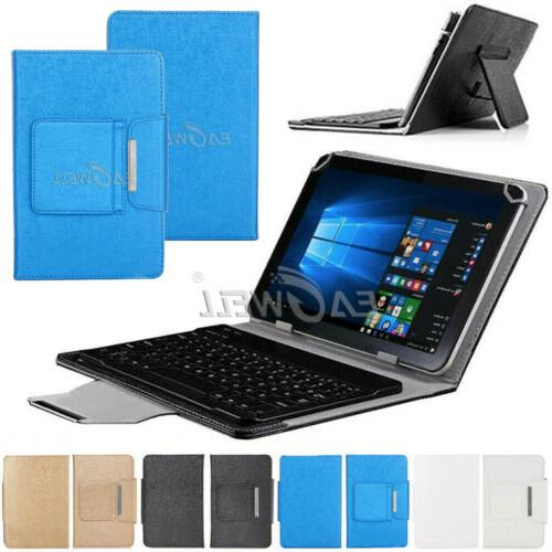 For Amazon Kindle Fire HD 8 Tablet 2020~2015 Leather Stand C