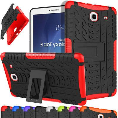 Shockproof Stand Cover Hard Case For Samsung Galaxy Tab 4 S2