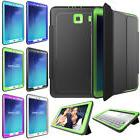 For Samsung Galaxy Tab E 9.6 Inch Tablet Armor Case Built-in