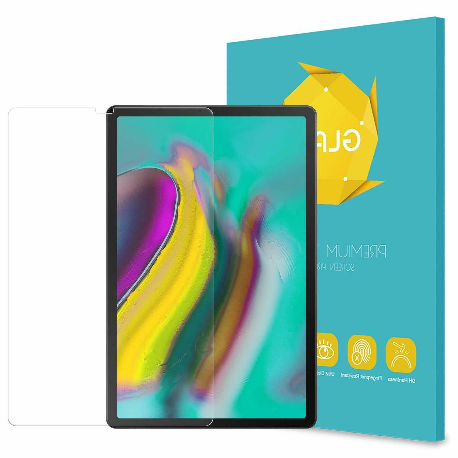 For Samsung Galaxy Tablet Tempered Glass Screen Protector Sc
