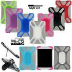 Shockproof Silicone Bumper Stand Cover Case For Various ZTE