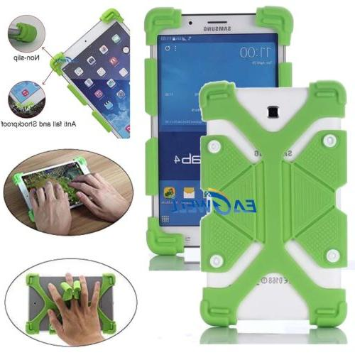 """US Universal Silicone Kids Cover PC Case For 7"""" Tablet"""
