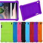 Silicone TPU Stand Case Cover For Lenovo Tab3 8 Plus /P8  8""