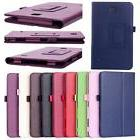 Slim Leather Case Stand Cover for Samsung Galaxy Tab 4 7Inch