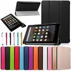Smart Cover Auto Sleep/Wake Stand Case Cover For Amazon Fire