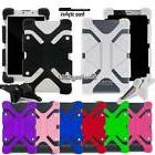 "Soft Silicone Shockproof Stand Cover Case For 7"" 8"" ZTE Tabl"