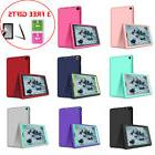 Stand Case Cover For Amazon Kindle Fire HD 8 2017 Tablet Cas
