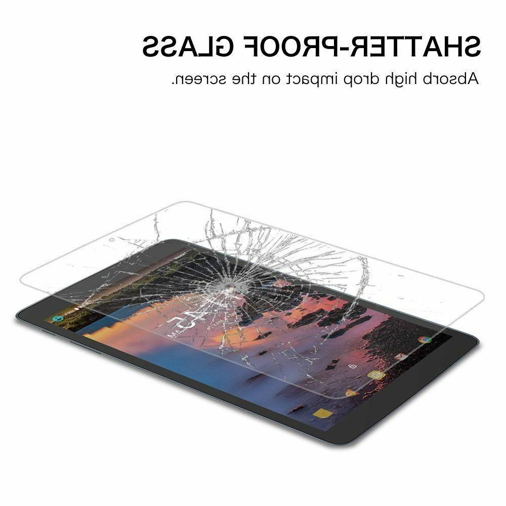 For Alcatel A30 8-inch Tablet Case + Screen +