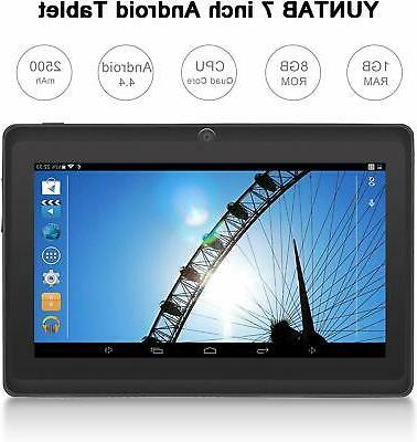 Tablet Unlocked 3G Phone with Slots 7-Inch Quad